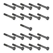 Set Of 21 Cylinder Head Bolts For 1940 1941 1942 Plymouth Dodge Desoto Chrysler