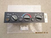 96 - 99 Chevy Tahoe Base Ls Lt A/c Heater Climate Temperature Control Oem New