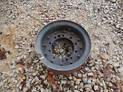 Mrap Wheels With 7 Back Spacing 10 Bolt 13.187 Can Fit M35a2 With Adaptor Plate