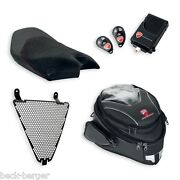 Ducati Touring Package Tank Bag Bench Alarm 899 1199 Panigale