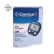 Contour Ts Diabetic Glucose Blood Meter Monitoring Kit Set Made In U.s.a