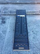 Aluminum Recovery Board Traction 4x4 Off Road Sand Snow 58 Length By Unit Black