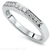 1.53 Tc Solitaire With Accent Bridal Diamond Ring Vs1/f Engagement Ring Enhanced