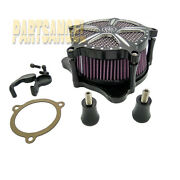 Air Cleaner Intake Filter For 2008-2016 Harley Touring Electra Glide Road King