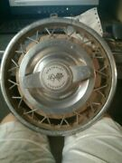 Wheel Cover 13 Wheel Without Wire Type Fits 62 Chevy Ii 34818