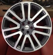 22 Fully Forged Alloys Top Quality Fits Range Rover Vogue Sport Discovery 5x120