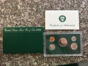 Proof Sets Special 1998 Proof Set