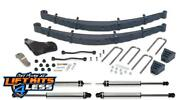 Fabtech K2027dl 5.5 Performance W/dlss Shocks For 2000-2005 Ford Excursion