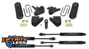 Fabtech K2097m 6 Basic Sys. W/stealth Shocks For 1999-2000 Ford F-250/f-350 Sd