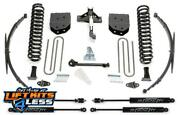 Fabtech K2127m 8 Basic Sys. W/stealth Shocks For 2008-16 Ford F-250/f-350/f450
