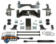 Fabtech K7009m 6 Basic W/coilover Spacers Rear Stealthshocks For 2007-15 Tundra