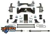 Fabtech 6 Basic W/coilover Spacers Rear Dlss Shocks For 2007-2015 Tundra 4wd