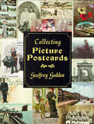 Collecting Picture Postcards. Godden Geoffrey. Used Very Good Book