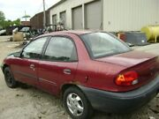 Engine Electronic Control Module 13l 4 Cylinder Federal Fits 95 Firefly 774783