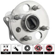 [rearqty.1] New Wheel Hub For Toyota Corolla Chevy Geo Prizm Fwd Non-abs Model