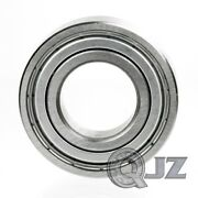 2x 6203-zz Ball Bearing 1/2 Inch X 40mm X 12mm Double Shielded Seal New Qjz