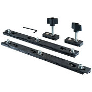 Miter Bar 9.5in Table Saw Sled T Track Slot Cross Cutting Jig Wood Work Shop New
