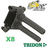 Tridon Ignition Coil X8 For Jeep Grand Cherokeewhsrt8 8/06-6/10 V8 6.1l 6y