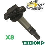 Tridon Ignition Coil X8 For Landrover Discovery 3 4.4 11/04-01/10 V8 4.4l