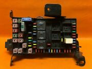 03 04 Ford F250 F350 Super Duty Fuse Junction Bcm Box Relay 3c3t-14a067-ec