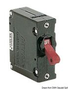 Airpax Magneto / Hydraulic Tumbler Switch With Overhanging Lever 5a