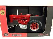 New Case Scale Models Ih 1/8 Farmall 400 Special Edition Toy Tractor Collector
