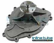 69 Pontiac Gto Firebird Engine Timing Cover Early Short Neck Water Pump 9796351