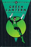 Green Lantern Silver Age Archives Vol 2 By Gil Kane And John Broome 2000 Hc Dc Oop
