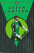 Green Lantern Silver Age Archives Vol 1 By Gil Kane And John Broome 1998 Hc Dc Oop
