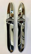 1937-1939 Plymouth Dodge Desoto Chrysler Trunk Hinges Beautiful Reproduction