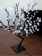 31.5 Led Cherry Blossom Tree Christmas Light Home Wedding Holiday Decor Gift