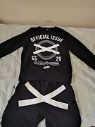 The Weeknd Official Issue Xo Crewneck And Bottoms Cut And Sew 2014 Authenticrare