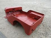 Md Juan Reproduction Steel Body Tub Fits Jeep Willys Mb 1944-1945