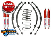 Skyjacker S20k-n 4 Lift Kit W/nitro Shocks For 1972-1980 International Scout Ii