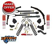 Skyjacker F86024ks-h 6 Lift Kit W/hydro Shocks For 08-10 Ford F-250 Gas
