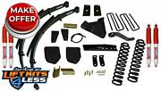 Skyjacker F11601ks-n 6 Lift Kit W/nitro Shocks For 11-2016 Ford F-250/f-350 Gas