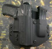Hunt Ready Holsters Cz P07 Owb Holster With Extra Mag Carrier