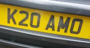Amo Private Plate Sikh Indian Asian Ammo