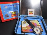 Disneyand039s Toy Story Mr Potato Head Le Watch. New In Box W/tags. See Photos.