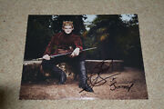 Jack Gleeson Signed Autogramm 20x25 Cm In Person Game Of Thrones