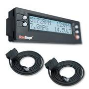 Linear Logic Scangaugeii Obdii Scan Tool With Extra Cable Pn Sgiie