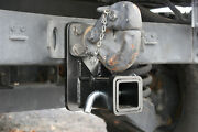 Hmmwv Humvee Military M998 M151a1 Pinball 2 Receiver Hitch With Hitch Pin