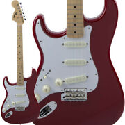 Fender Traditional And03968 Stratocaster Left-hand Torino Red [made In Japan Import]