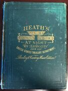 Heathandrsquos Infallible Counterfeit Detector At Sight From Us Treasury Dept 1873
