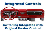 64 65 66 Mustang Ac Kit Air Conditioning Heat And Defrost System Complete