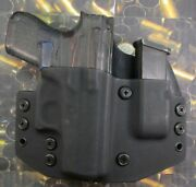 Hunt Ready Holsters Glock 42 Owb Holster With Extra Mag Carrier