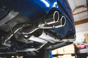 Agency Power Exhaust System For 2008 - 2013 Bmw M3 Coupe 4.0l V8 S65 E92 2-door