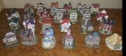 The Americana Collection Liberty Falls Figurine Houses Variety You Choose