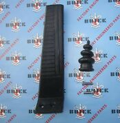 1957-1958 Buick Black Gas Pedal Replacement Kit. Complete
