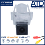 Direct Fit Rca Rear View Reversing Reverse Camera For Mercedes Benz C Class W204